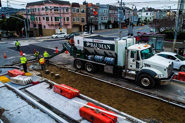 Ready Mix Concrete Delivery In The San Francisco Area