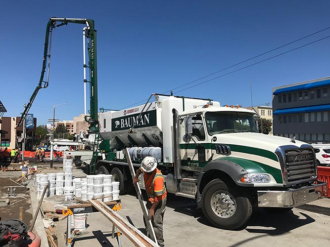 4 Ways A Concrete Pump Works With Any Project
